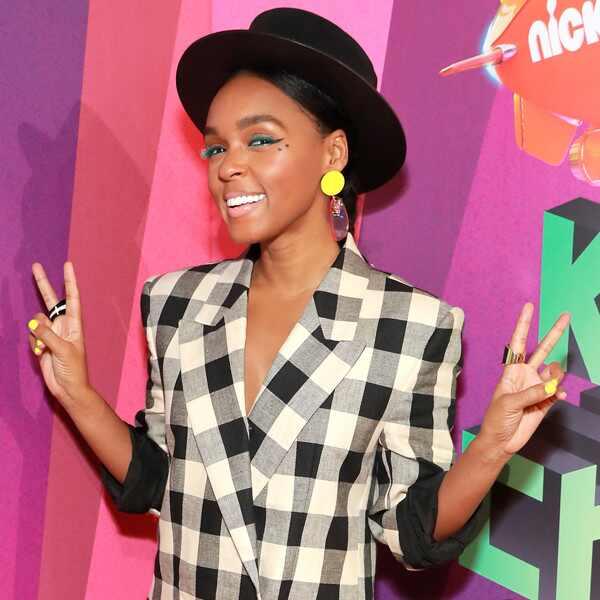 Janelle Monae, Nickelodeon 2019 Kids Choice Awards, Arrivals