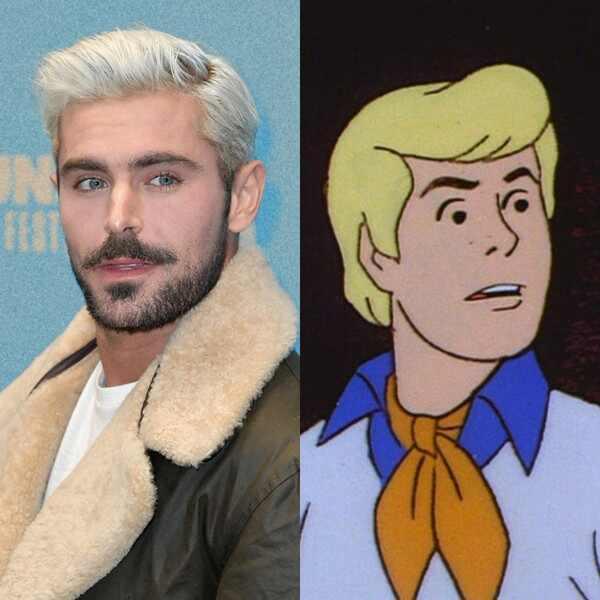 Zac Efron, Scooby-Doo