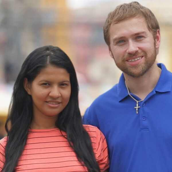 90 Day Fiance, Karine and Paul Staehle