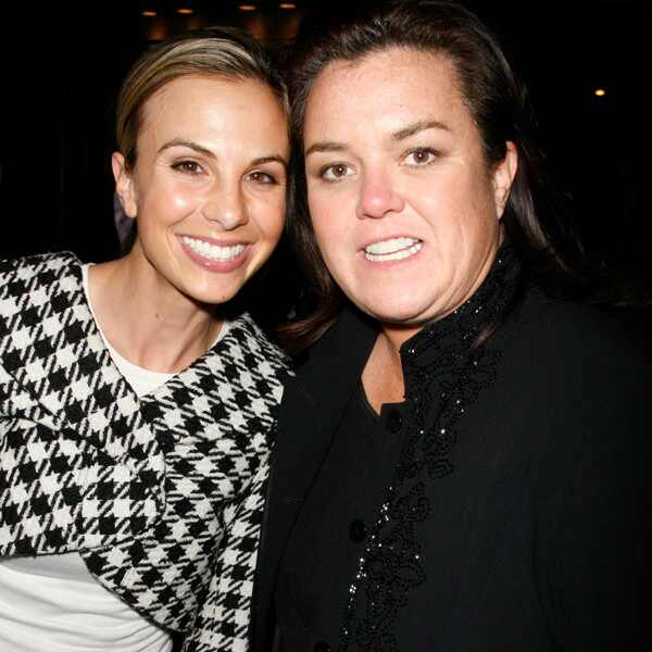 Rosie O'Donnell, Elisabeth Hasselbeck