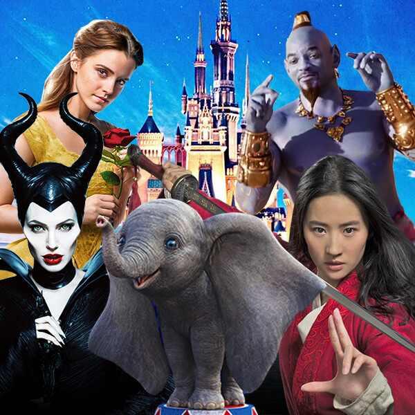 Disney Live-Action Movies