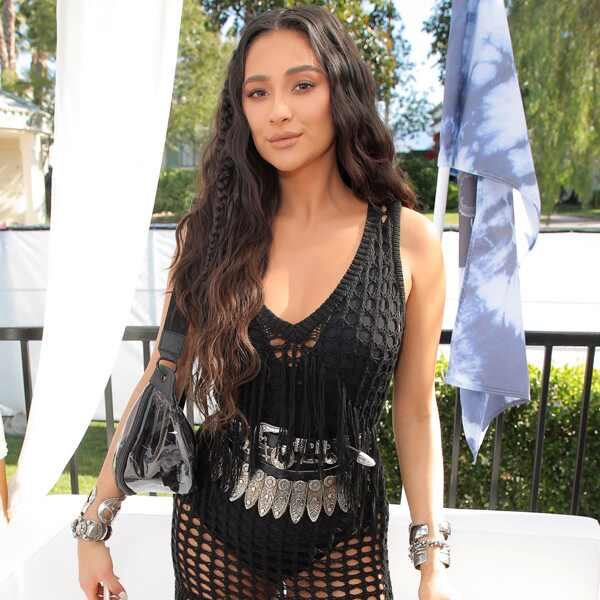 Shay Mitchell, Coachella 2019