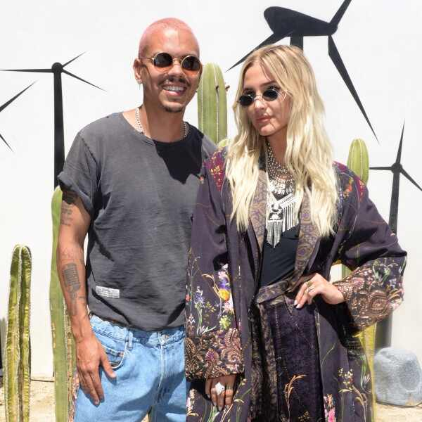 Evan Ross, Ashlee Simpson Ross