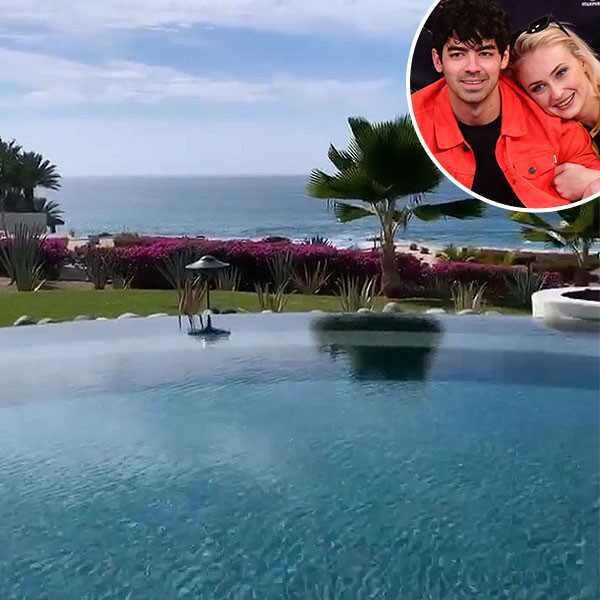 Joe Jonas, Sophie Turner, Cabo Trip