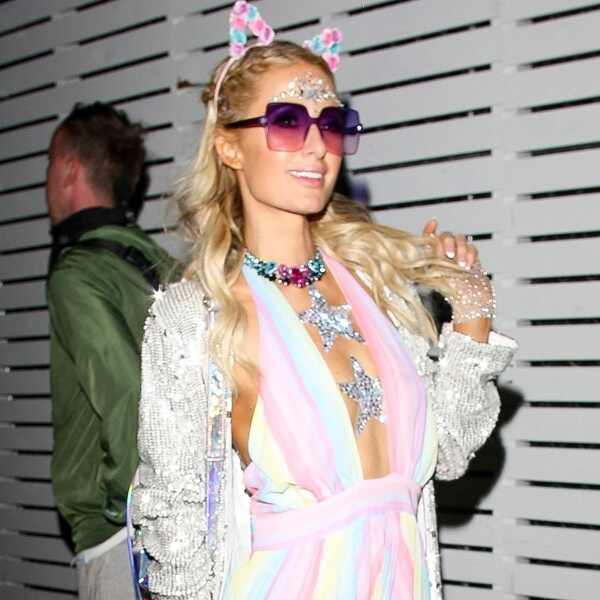 Paris Hilton, Coachella 2019, Party