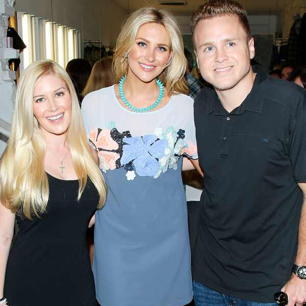 Heidi Montag, Spencer Pratt, Stephanie Pratt