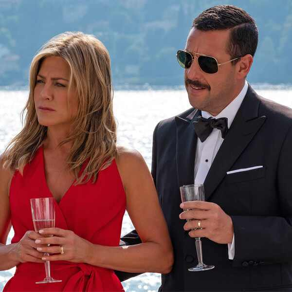 Murder Mystery, Adam Sandler, Jennifer Aniston