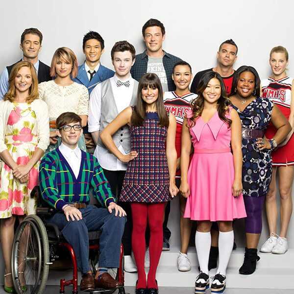Glee cast 2009