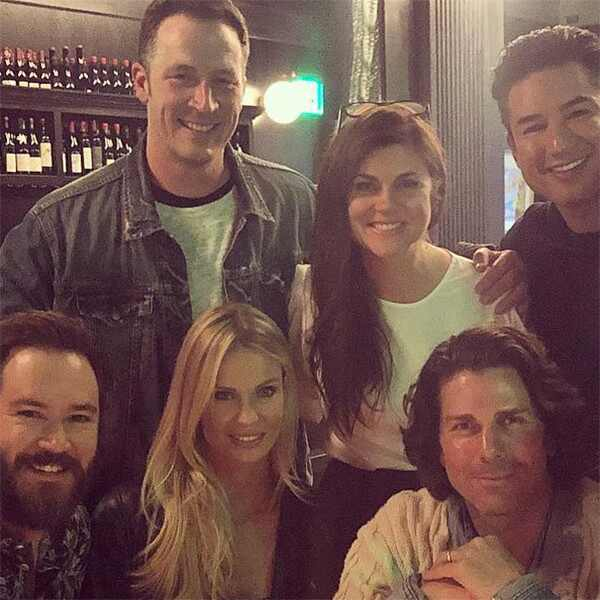 Mark-Paul Gosselaar, Mario Lopez, Tiffani Thiesen, Elizabeth Berkley, Saved by the Bell, Reunion