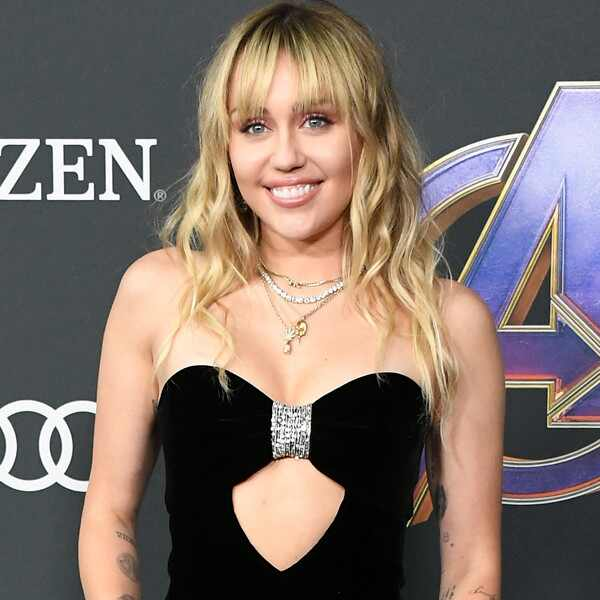Miley Cyrus, Avengers: Endgame Premiere