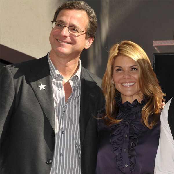 Bob Saget, Lori Laughlin