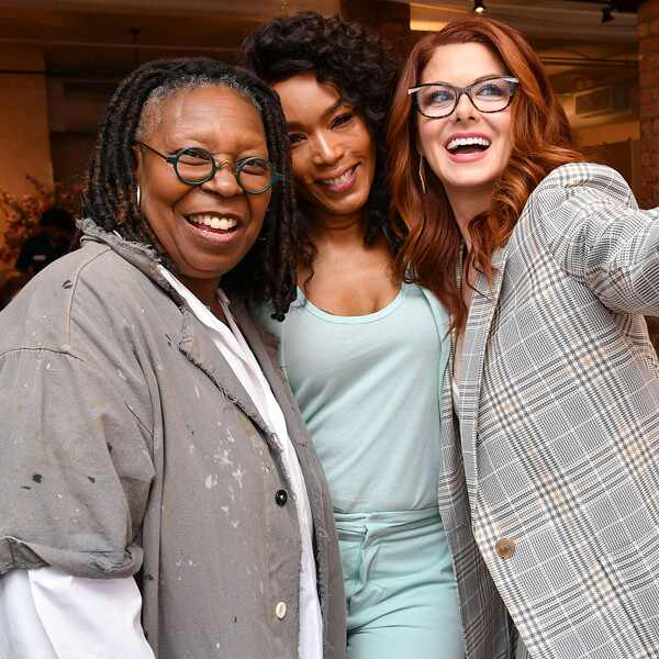 Whoopi Goldberg, Angela Bassett, Debra Messing, 2019 Tribeca Film Festival