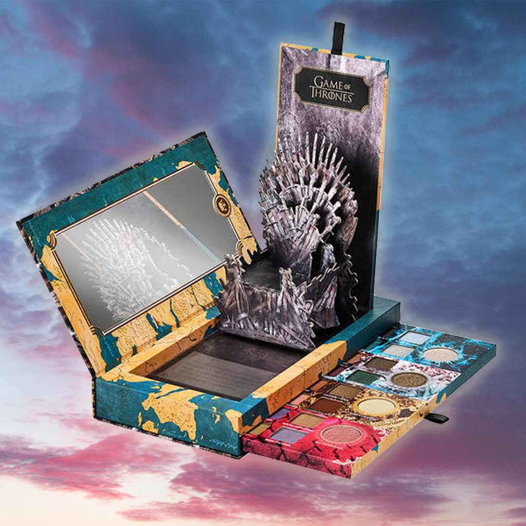 E-Comm: Urban Decay x Game of Thrones