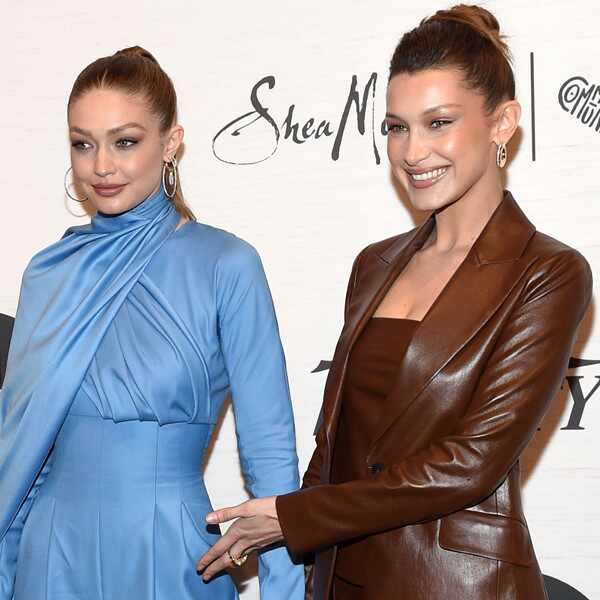 Gigi Hadid, Bella Hadid, Variety's Power of Women 2019