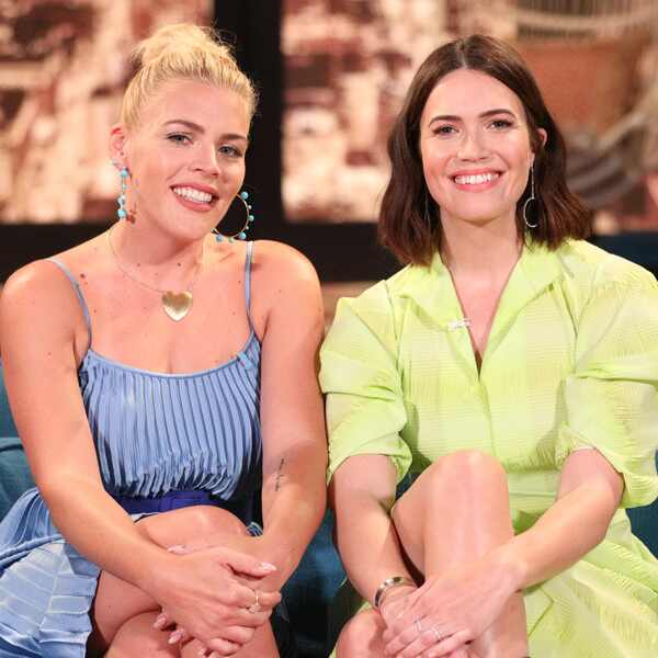 Busy Philipps, Busy Tonight, Mandy Moore