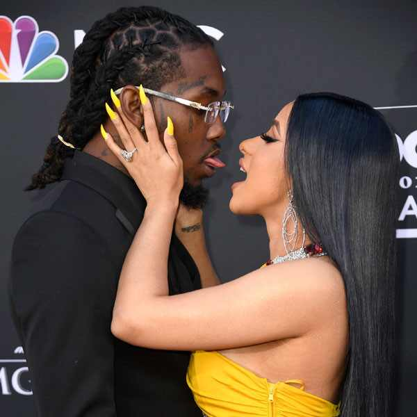 Offset, Cardi B, 2019 Billboard Music Awards