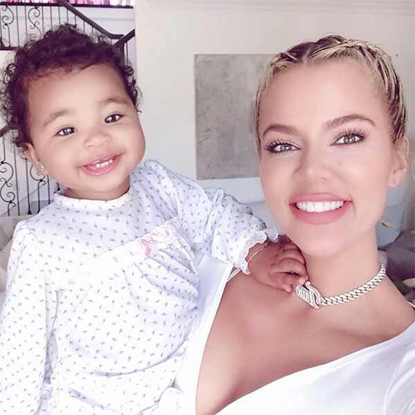 Khloe Kardashian, True Thompson, Mother's Day 2019