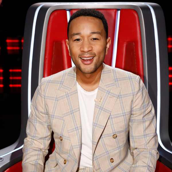 The Voice, John Legend