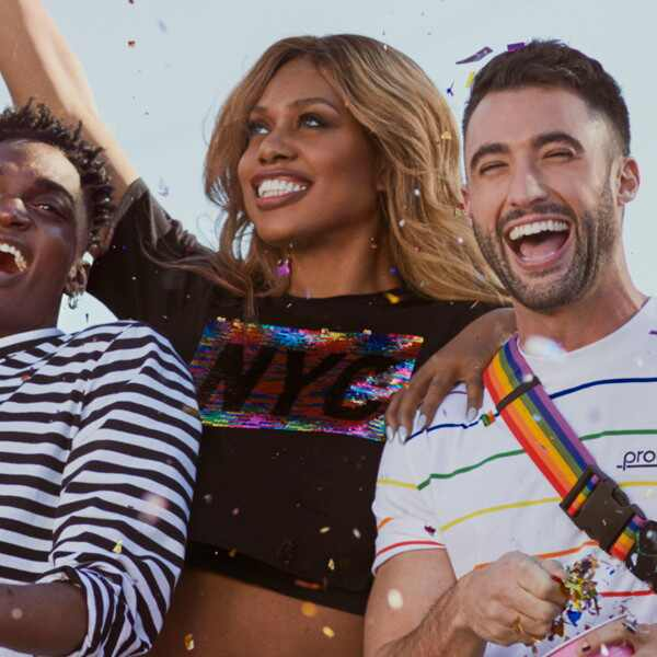Laverne Cox, H&M Stay True Stay You Pride Campaign