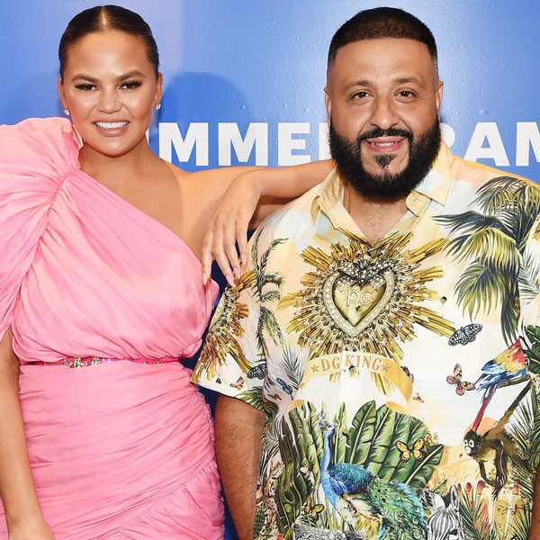 Chrissy Teigen, DJ Khaled