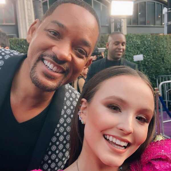 Larissa Manoela, Will Smith