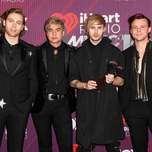 5 Seconds of Summer, 2019 iHeartRadio Music Awards