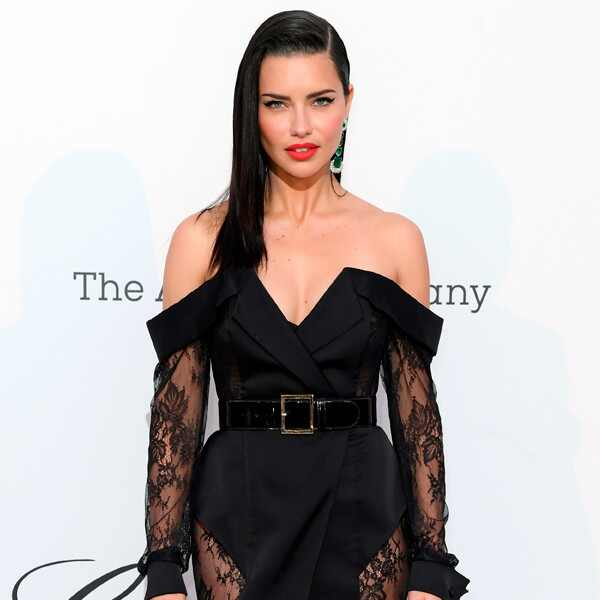 Adriana Lima, amfAR, 2019 Cannes Film Festival, Red Carpet Fashions