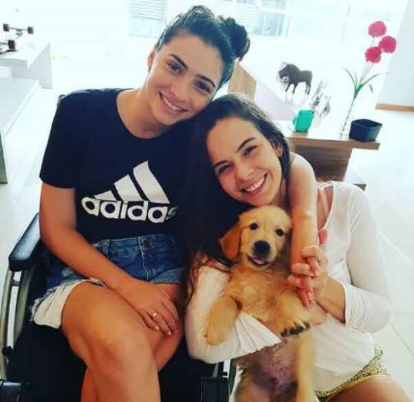 Lais Souza, Paula Alencar