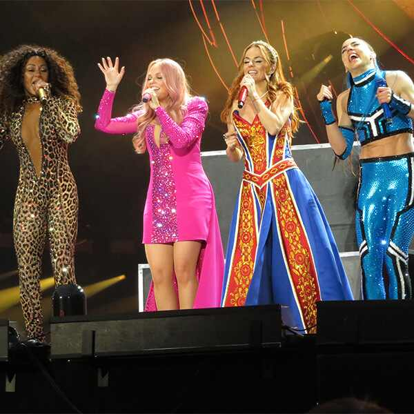 Spice Girls Reunion Tour 2019, Dublin, Ireland
