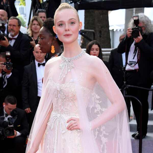 Elle Fanning, 2019 Cannes Film Festival