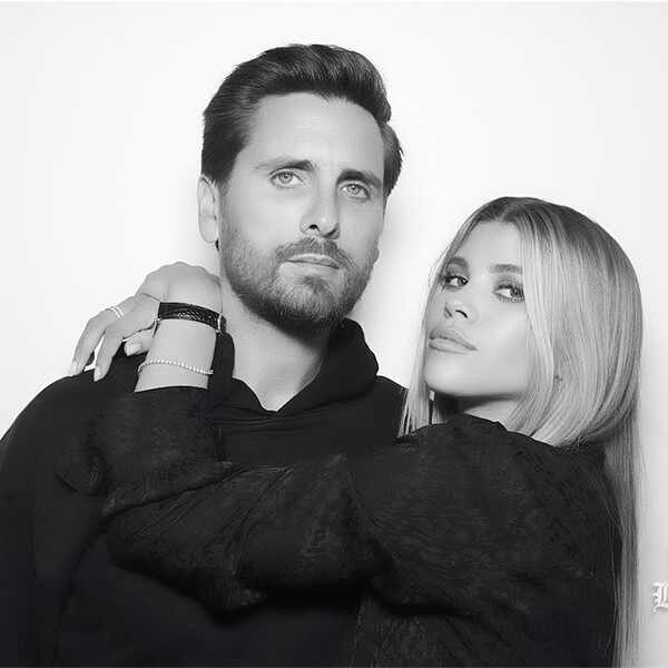 Scott Disick, Birthday Party, Sofia Richie