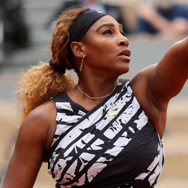 Serena Williams, French Open 2019