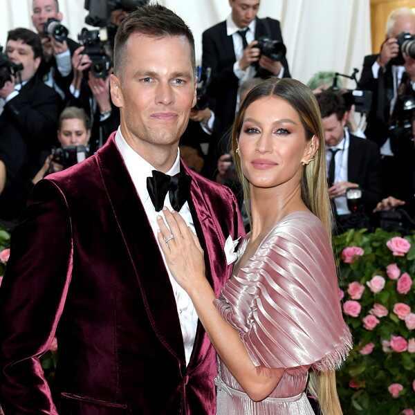 Tom Brady, Gisele Bundchen, 2019 Met Gala, Couples