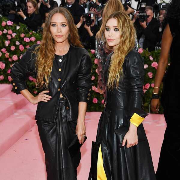 Mary-Kate Olsen, Ashley Olsen, 2019 Met Gala