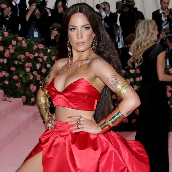 Halsey, 2019 Met Gala, Red Carpet Fashions