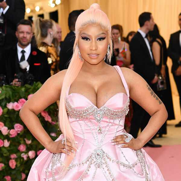Nicki Minaj, 2019 Met Gala, Red Carpet Fashions