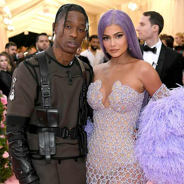 Travis Scott, Kylie Jenner, 2019 Met Gala, Couples