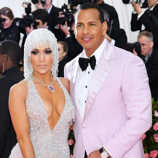 Jennifer Lopez, Alex Rodriguez, 2019 Met Gala, Couples