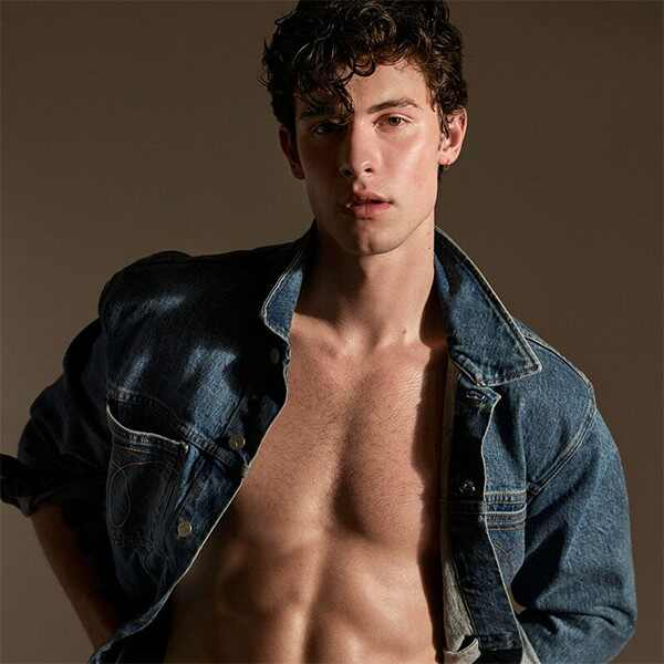 Shawn Mendes, Calvin Klein