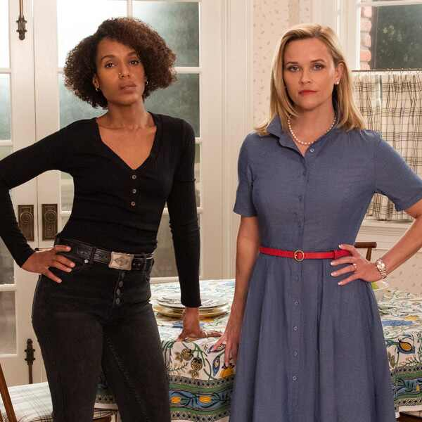 Little Fires Everywhere, Reese Witherspoon, Kerry Washington