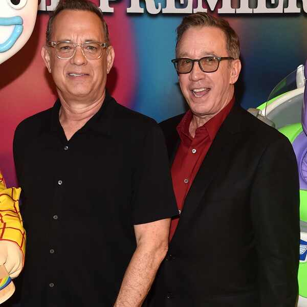 Tom Hanks, Tim Allen
