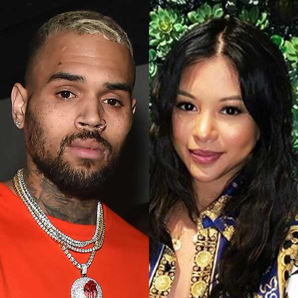 Chris Brown, Ammika Harris