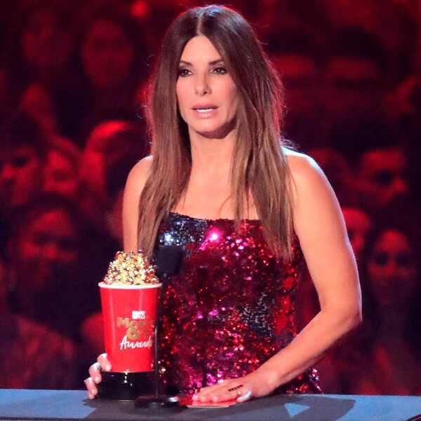 Sandra Bullock, 2019 MTV Movie & TV Awards