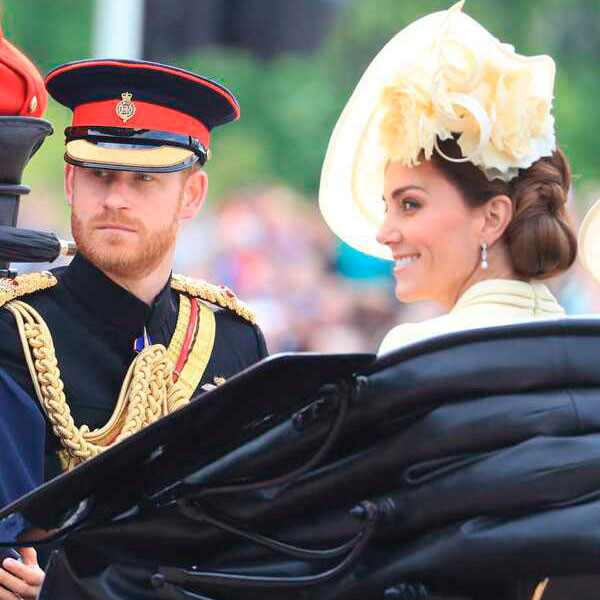 Trooping the Colour 2019, Prince Harry, Kate Middleton