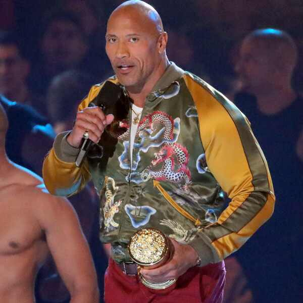 Dwayne Johnson, MTV Movie & TV Awards, Winner