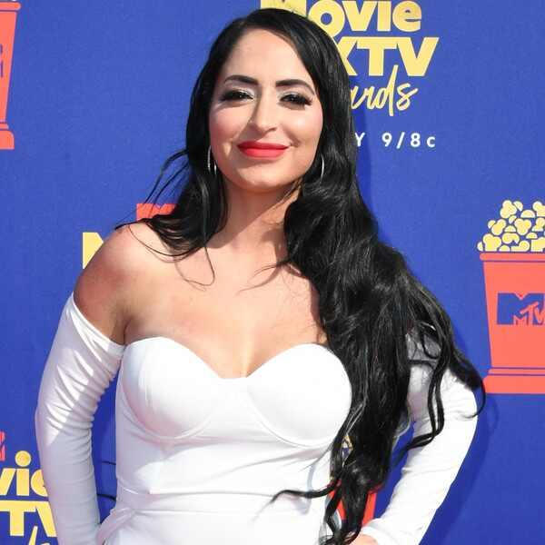 Angelina Pivarnick, 2019 MTV Movie and TV Awards