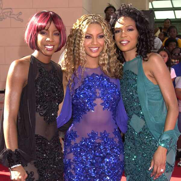 2001 BET Awards, Destiny's Child, Beyonce, Michelle Williams, Kelly Rowland