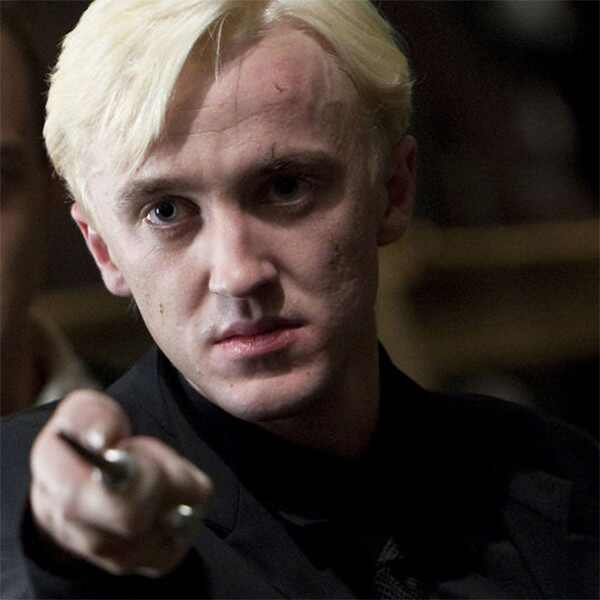 Draco Malfoy, Tom Felton, Harry Potter