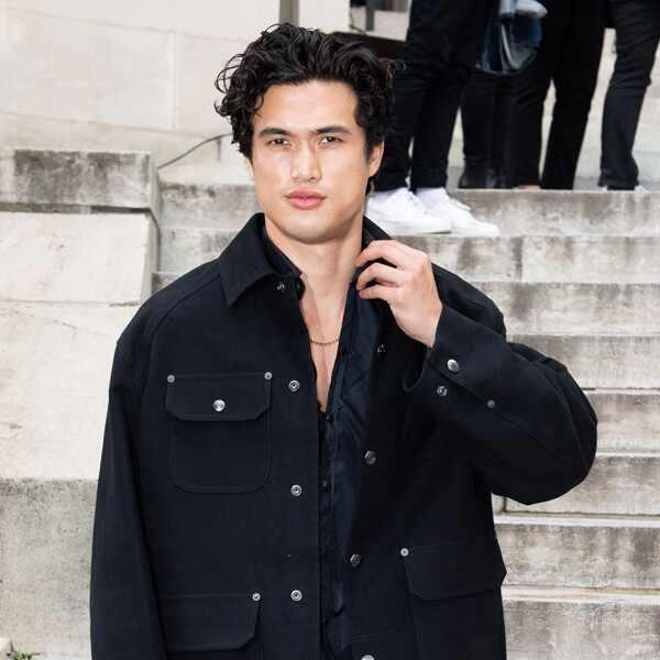 Charles Melton, Valentino Show, Paris Mens Fashion Week