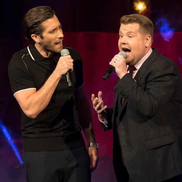 James Corden, Jake Gyllenhaal - The Late Late Show with James Corden